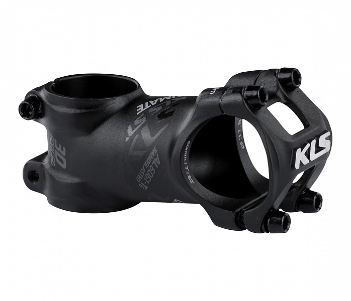 KELLYS Představec KLS ULTIMATE XC 70 black 017, 80mm